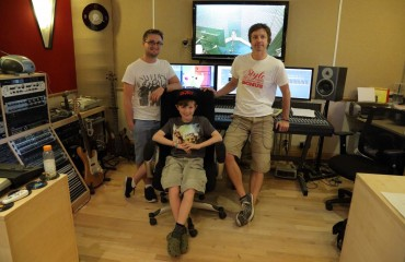 The Crumpets Animation Recording