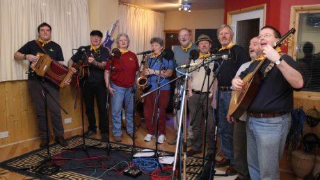 Flash Jack Shanty Band