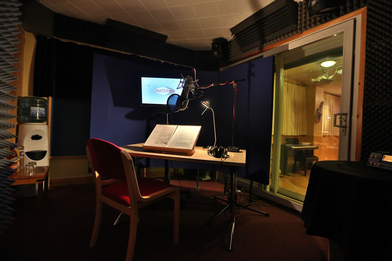 Tracking Room